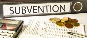 Subvention de financement des mesures sanitaires pour lutter contre le CoVid en entreprise